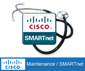 CISCO Maintenence - SMARTnet