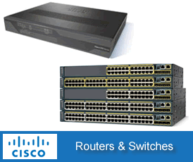 CISCO Routers and Switches
