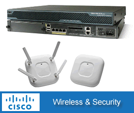 CISCO Wirless and Security